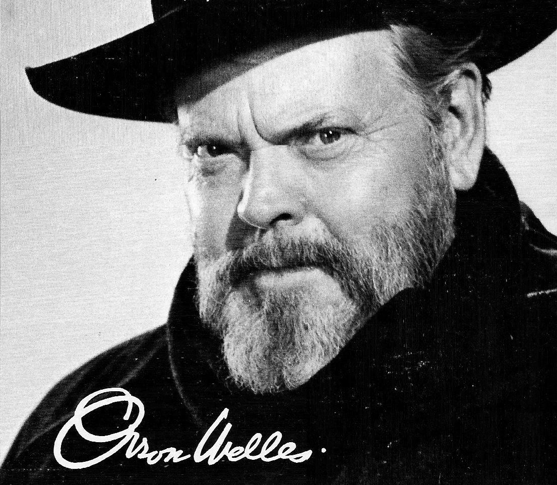 57. Orson Welles