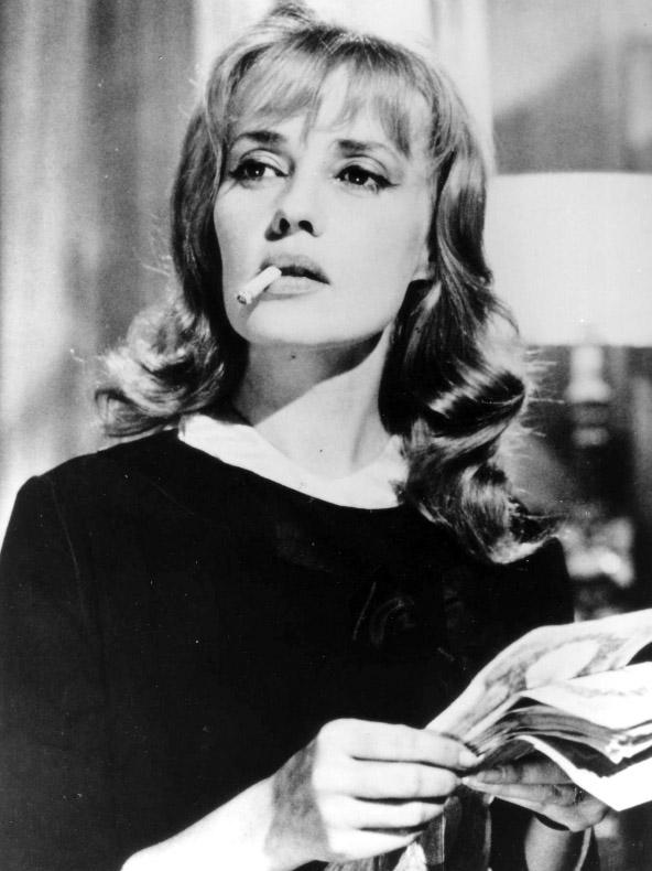 61. Jeanne Moreau