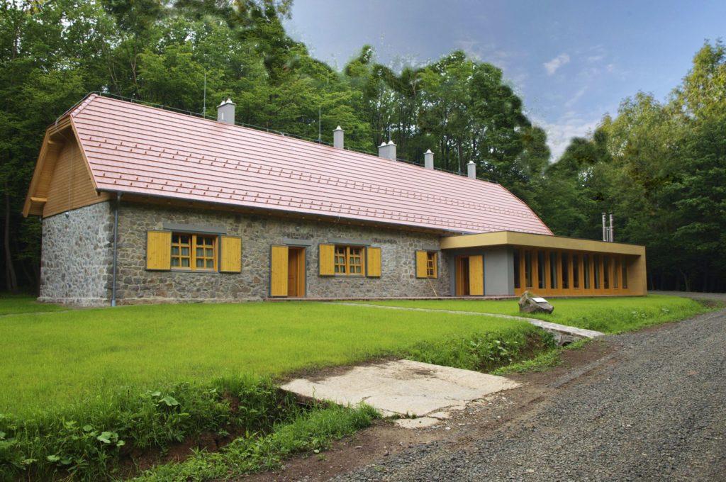 Pénzásási erdei turistaház