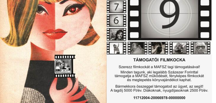 MAFSZ Támogatói Filmkocka